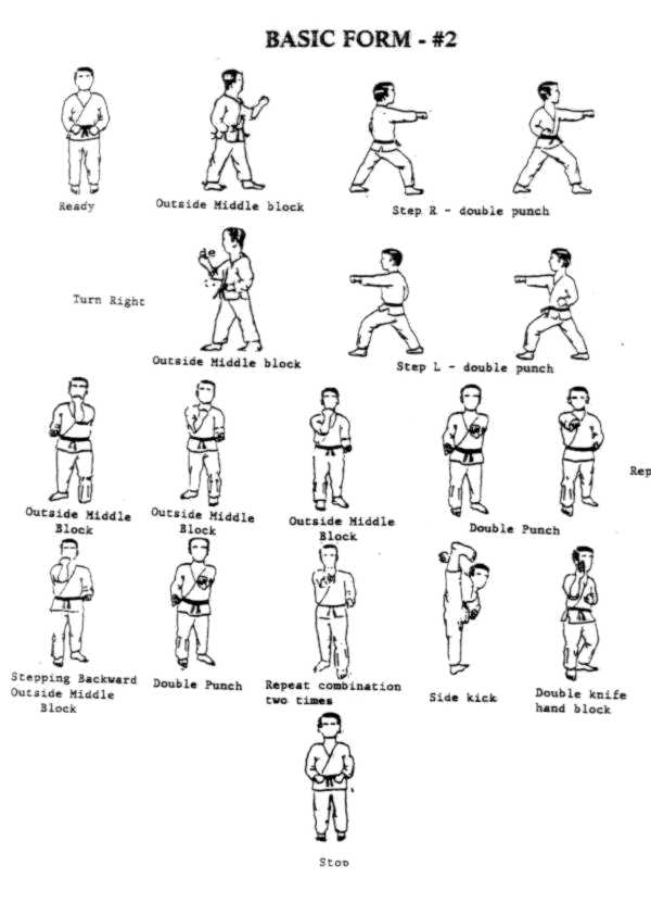 Pin Tae Kwon Do Forms Print On Pinterest