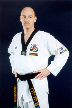 Webmaster Glen R. Morris 3rd Degree Black Belt