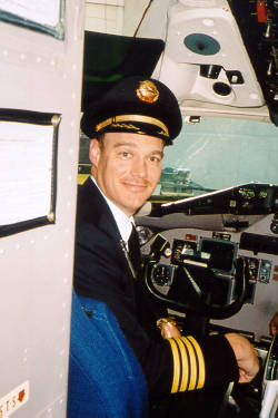Captain Glen R. Morris American Airlines - TWA